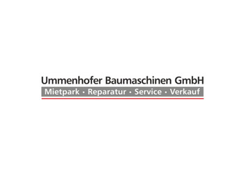 Logo Firma Ummenhofer Baumaschinen GmbH  in Pfullendorf
