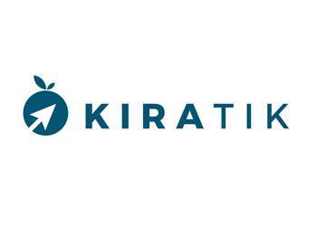 Logo Firma KIRATIK GmbH in Scheer