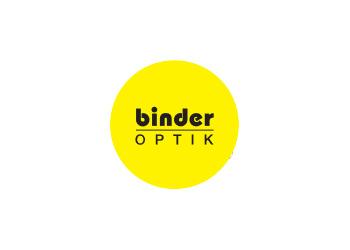 Logo Firma Binder Optik GmbH in Sigmaringen