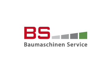 Logo Firma BS Baumaschinen Service GmbH in Inzigkofen